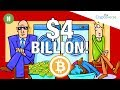 $4 Billion 💰 Bitcoin Money Laundering Operation Revealed ...