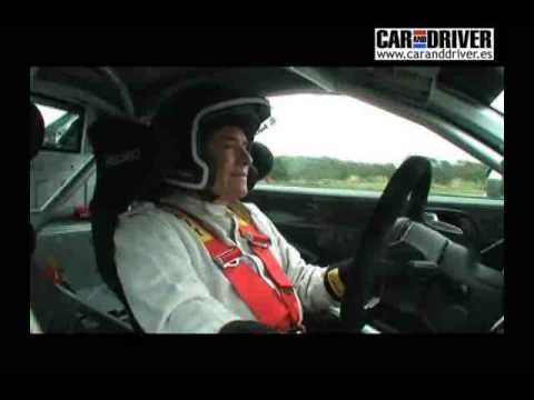 Vuelta a Ascari con Jacky Ickx Audi R8 V10