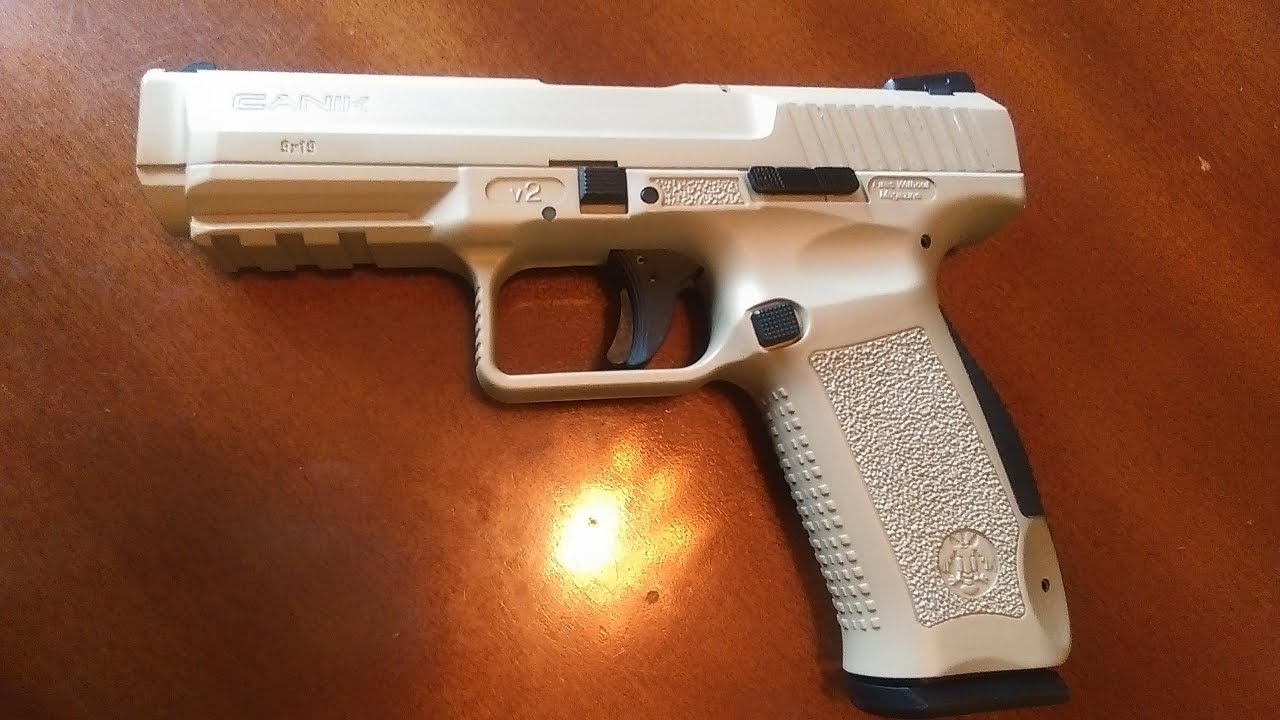 Canik TP9SF Out of Box First Impressions