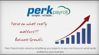 This video gives you a basic introduction of perk payroll, simple and reliable payroll on cloud. that adds value by simplifying your allowing y...