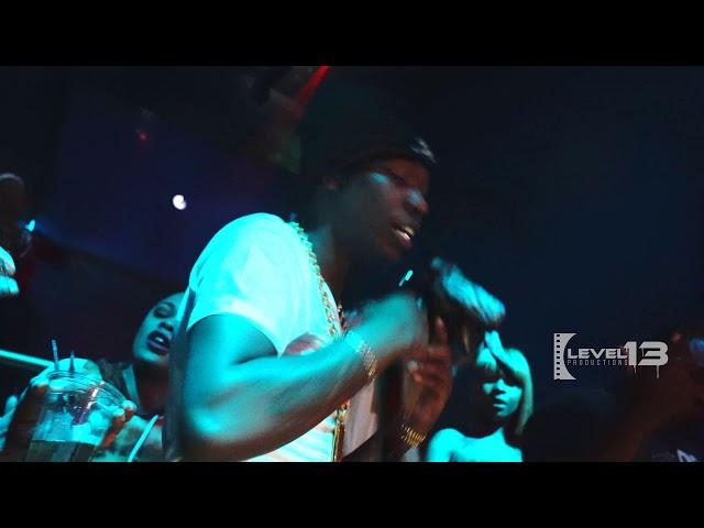 Yung Bleu LIVE at Lavish Nightclub(Shot By:@Level13Productions)
