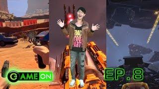 game on ep 8 10 อ นด บเกม virtual reality vr ส ดเจ งในป 2016 part1