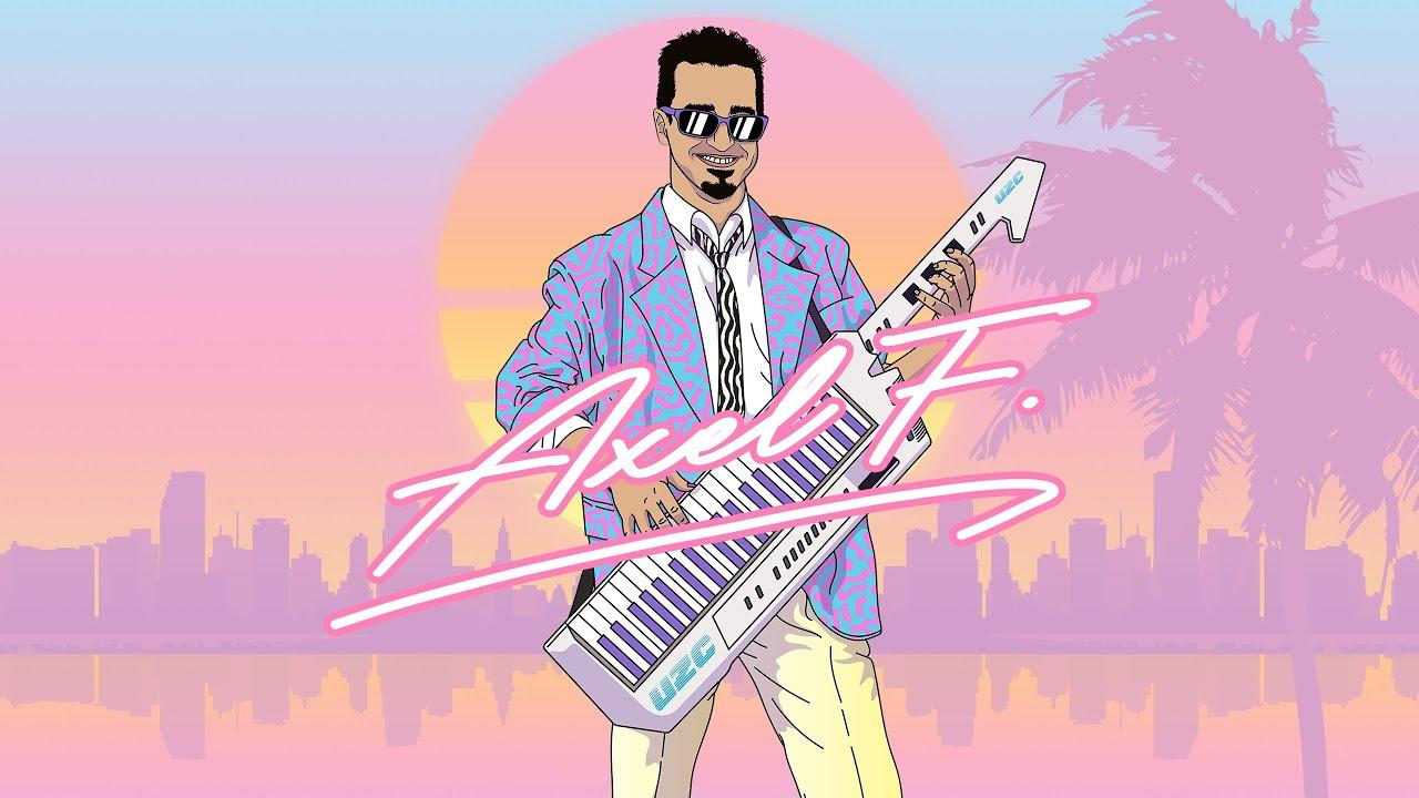 Axel F (Latin Jazz Cover)