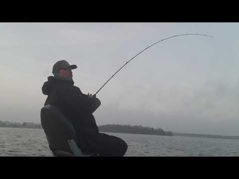 Fishing The Hump At Athens And Killing Them.