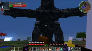 Pat And Jen PopularMMOs Minecraft MOBZILLA BOSS CHALLENGE EPS6 38