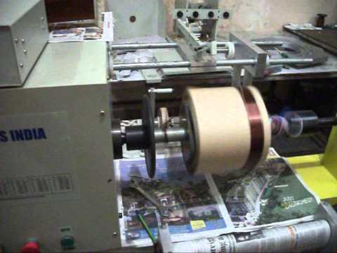 how to make a homemade coil winding machine
