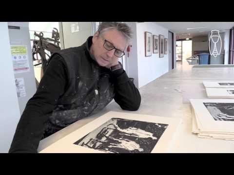 Euan Macleod, Printmaker