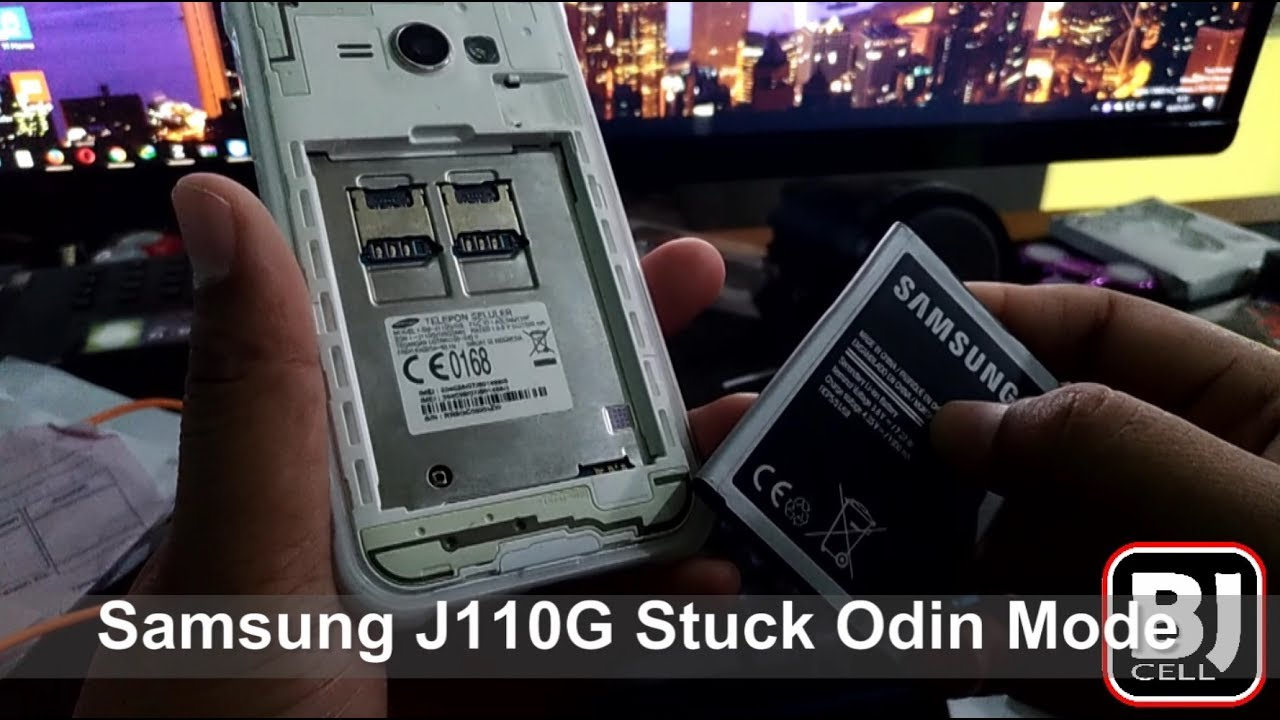 Flash Fail Samsung J110g Odin Mode Multi Core Download Youtube