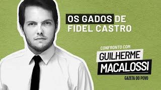 Lula e o PT são gado do Fidel Castro