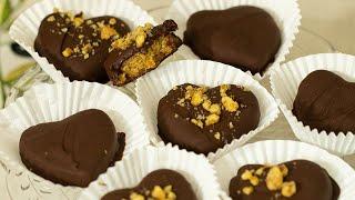 Chocolate Covered Melomakarona: Greek Honey Cookies