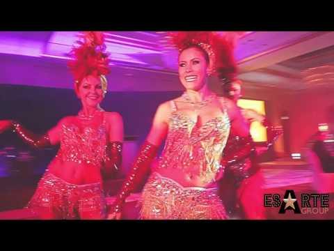 EsArte, LG, Entertainment, Dubai, Cabaret, Broadway, Dance,