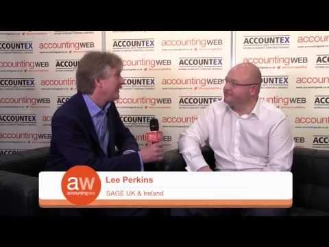 Accountex interviews: Lee Perkins, SAGE UK