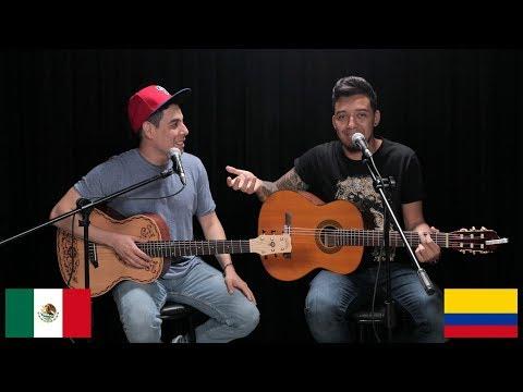 Ligue Mexicolombiano - Pedro Palacios Y Lokillo