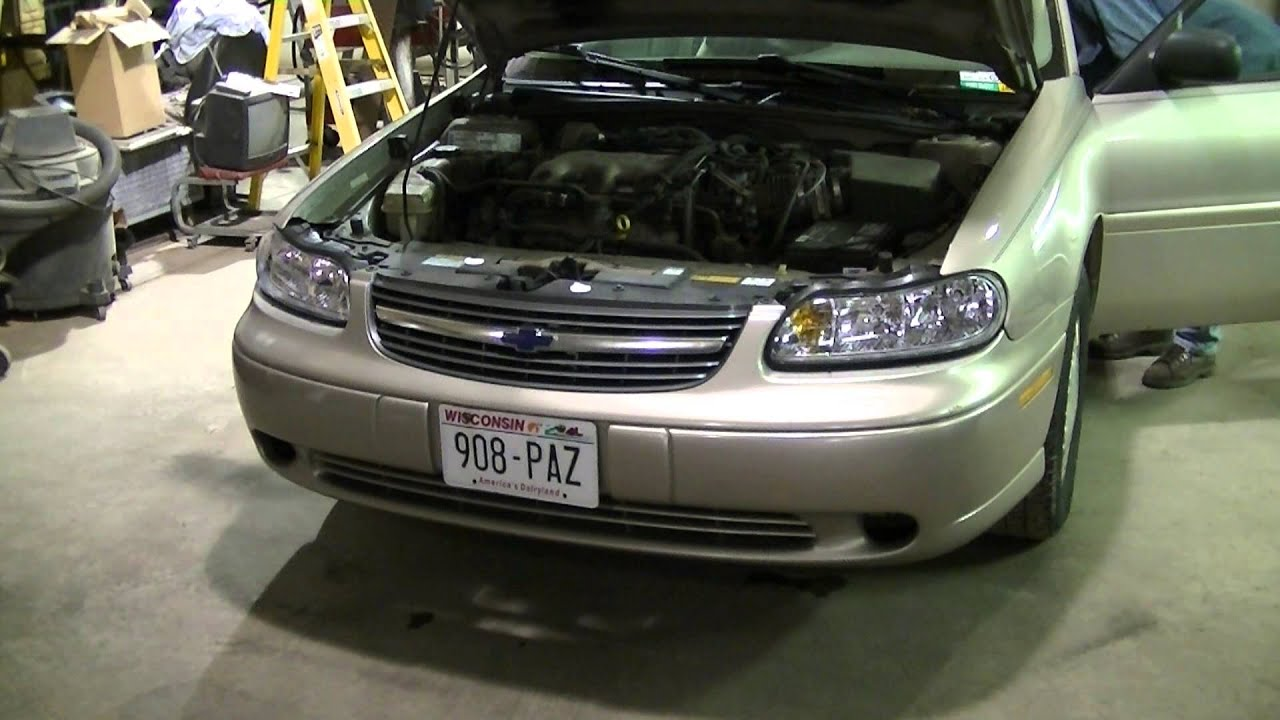 2000 chevy malibu headlight and taillight removal install part 1 2000 chevy malibu headlight and taillight removal install part 1 of 2 youtube freerunsca Images