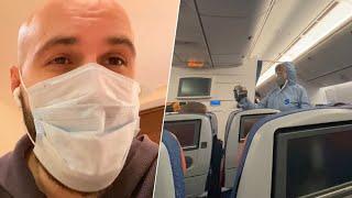 «Прямо с утра звонят врачи»: корреспондент RT рассказал о жизни в карантине из-за коронавируса