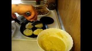 как приготовить оладьи из кукурузной крупы