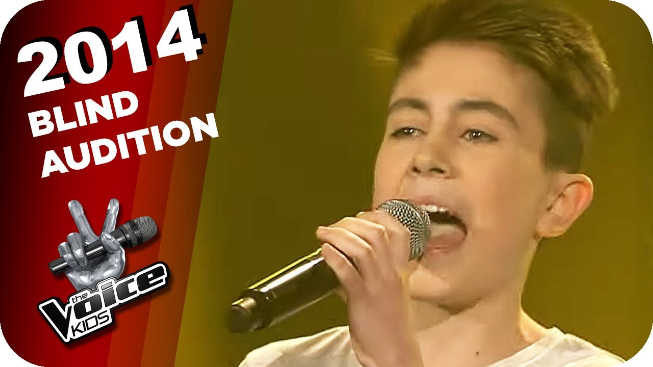 Justin Bieber - Baby (Joel)   The Voice Kids 2014   Blind Auditions   SAT.1