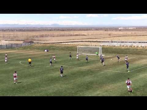 Colorado Rapids U16 DA vs Sporting Kansas City (Spring 2016) - FIRST HALF