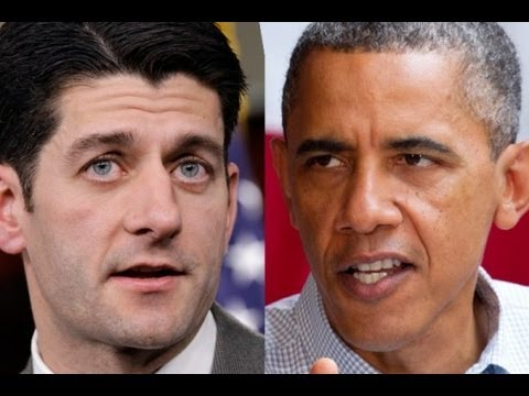 "REAL Differences Between Paul Ryan & President Obama's Medicare ""Cuts"""