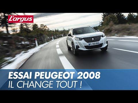 Essai Peugeot 2008 II : Trois Qualités Et Trois Défauts Du Nouveau 2008