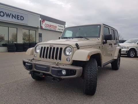 Jeep Mojave Sand