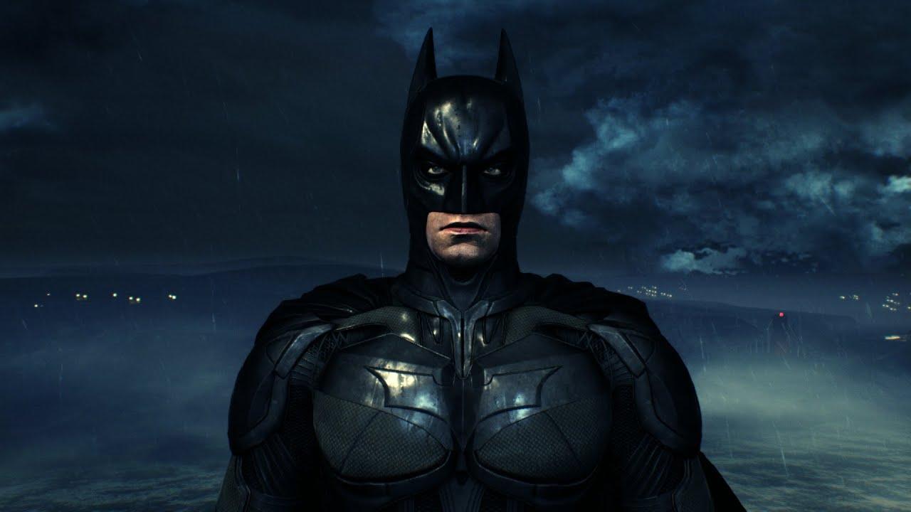 Batman: Arkham Knight - Tumbler Batmobile & Arkham Asylum Skin (Race Tracks & Free Roam Gameplay)