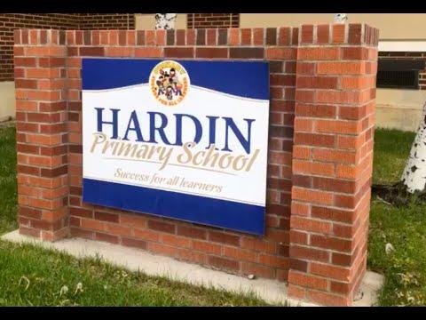 Hardin Primary School End-of-School Morning Message