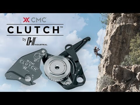 Introducing The CMC CLUTCH™ By HARKEN INDUSTRIAL™