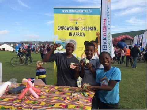 Empower South Africa | Empower Children | Lemonade Day Africa | Scott Picken
