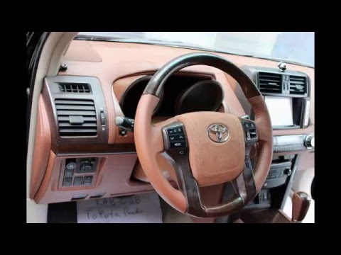 Toyota Land Cruiser Prado 120 цена, технические