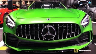 2019 Mercedes AMG GT-R - Exterior and Interior Walkaround - 2019 NY Auto Show