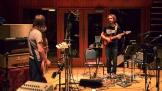 Steven Wilson in LA - Part 1: Setup and Recording 'Luminol'