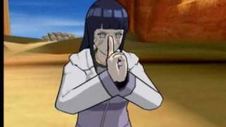 naruto shippuden clash of ninja revolution iii hinata vs neji