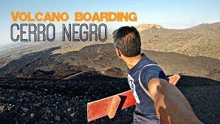 VOLCANO BOARDING - Cerro Negro (2014)