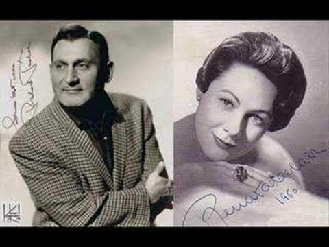 Renata Tebaldi & Richard Tucker - Great Operatic Scenes