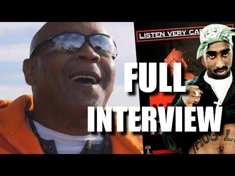 Darryl 'Big D' Harper On Tupac, Suge Knight & The Making Of Makaveli - FULL