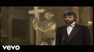 Смотреть клип Andrea Bocelli - Cujus Animam