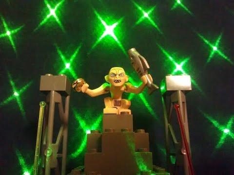 "GOLLUM Sings ""RADIOACTIVE"" Karaoke- Hilariously Awesome!"