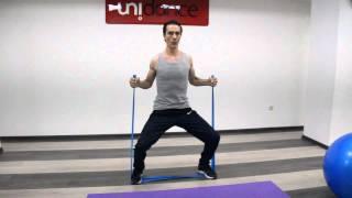 Танцевальная студия Unidance: Бесплатный урок Пилатес от Leventos Uysal
