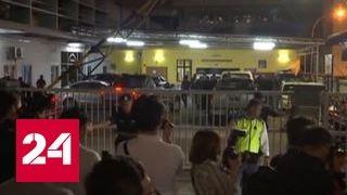 В аэропорту Куала-Лумпура проведут тотальную дезинфекцию