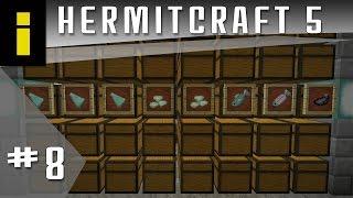 Minecraft HermitCraft Season 5   Episode 8: Fish Droppings
