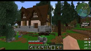 Minecolonies Official - Building the Farmers house