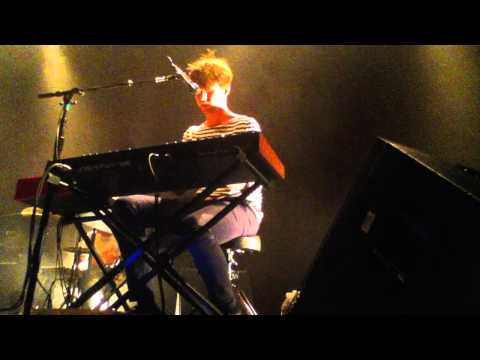 James Blake @ The Fillmore, September 21, 2011: CMYK
