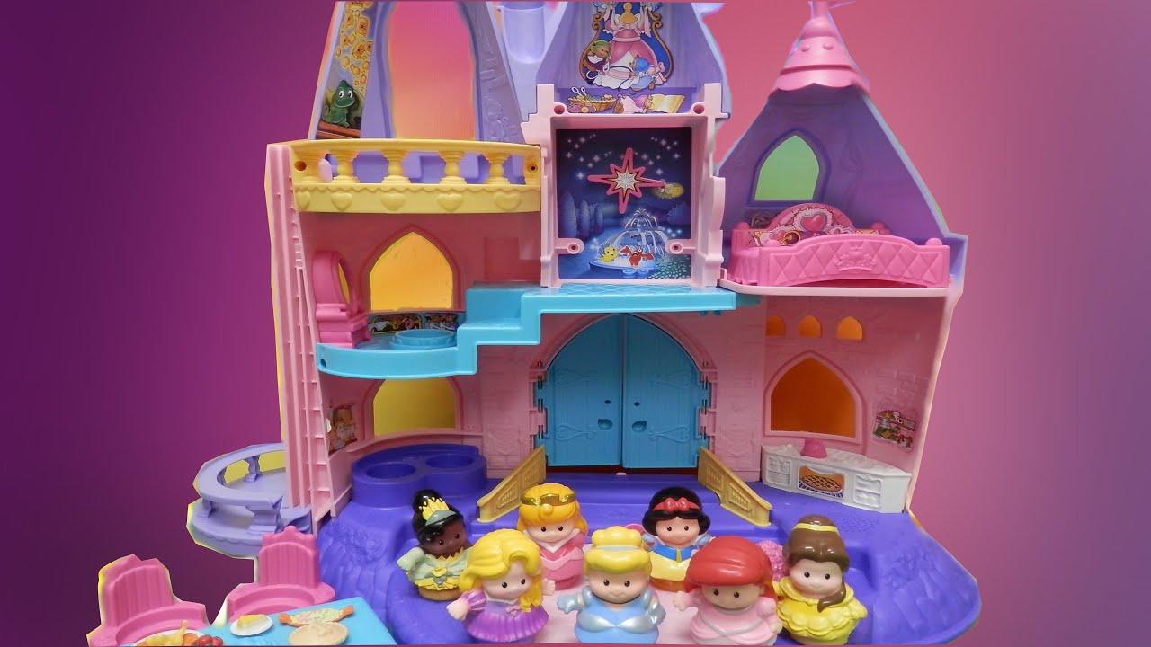 ディズニープリンセスおもちゃ / ディズニープリンセス・ソングズ・パレス / Disney Princess / Disney Princess  Songs Palace , YouTube
