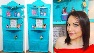 Diy Cardboard Corner Furniture - Recycled Crafts - Furniture Handmade - Isa ❤️