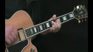 Wave - Jazz Guitar Lesson 11