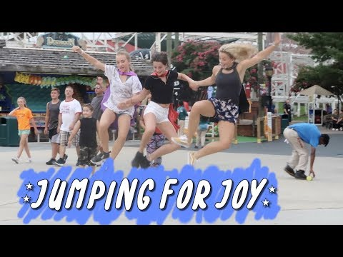 Jumping for Joy (WK 396.5) | Bratayley