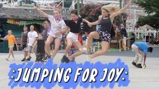Jumping for Joy WK 396.4 Bratayley