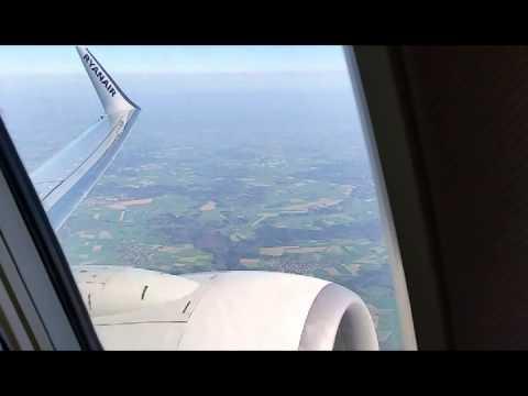Flight Hahn to Santiago