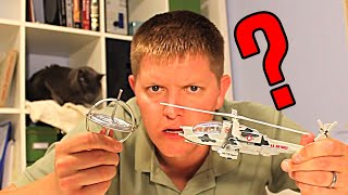 Helicopter Physics Series - #4 They're Gyroscopes - Smarter Every Day 48